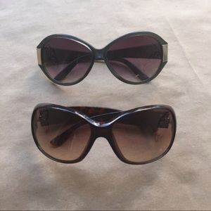 Accessories - Two pair of sunglasses